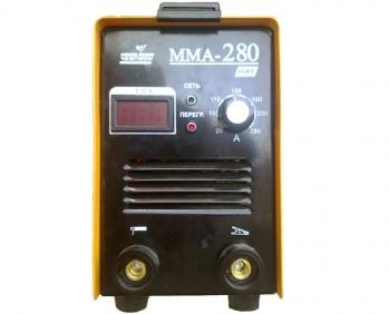 Чемпион MMA-280 - недорогой сварочный инвертор с дисплеем купить...