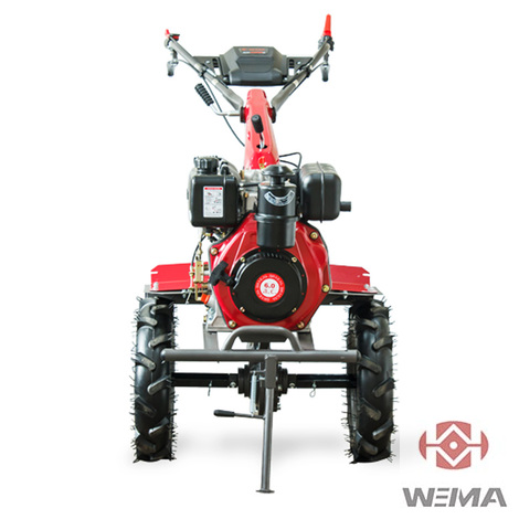 Мотоблок WEIMA WM1100A6 КМ DIFFERENTIAL DeLuxe
