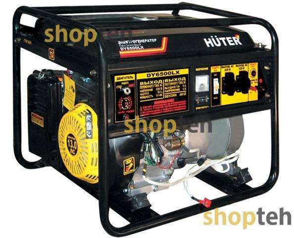 Бензиновый генератор huter dy6500lx цена сварочные аппараты кредит