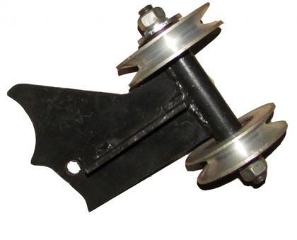 Переходник для роторной косилки под ВОМ